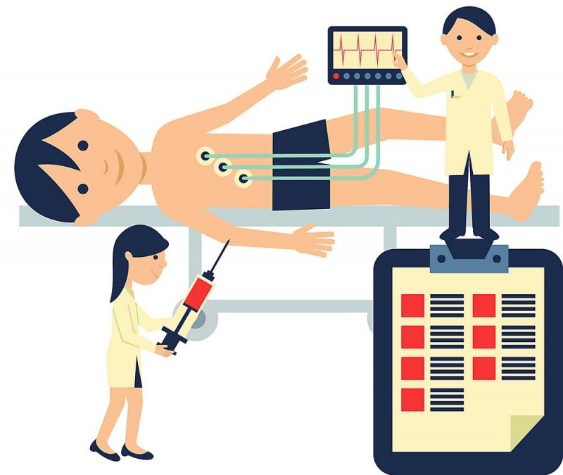 中小学生健康体检管理办法重新修订中小学生应每年体检一次