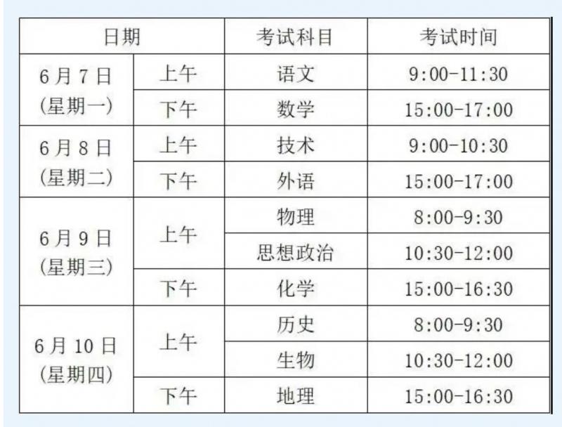 浙江省2021年高招实施意见公布录取分段由3段改为2段