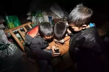 创造一家人生活在一起的条件才能让农村娃摆脱手机